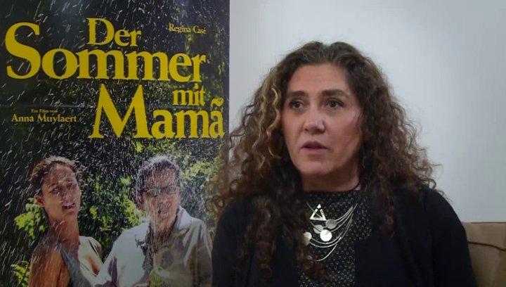 Anna Muylaert über Val - OV-Interview Poster