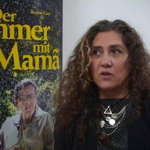 Anna Muylaert über die Darsteller - OV-Interview Poster