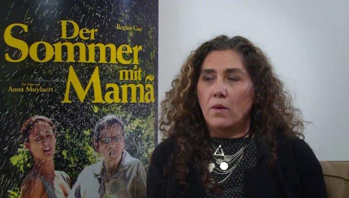 Anna Muylaert über den Anlass des Films - OV-Interview Poster