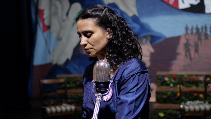 Violeta Parra - Trailer Poster