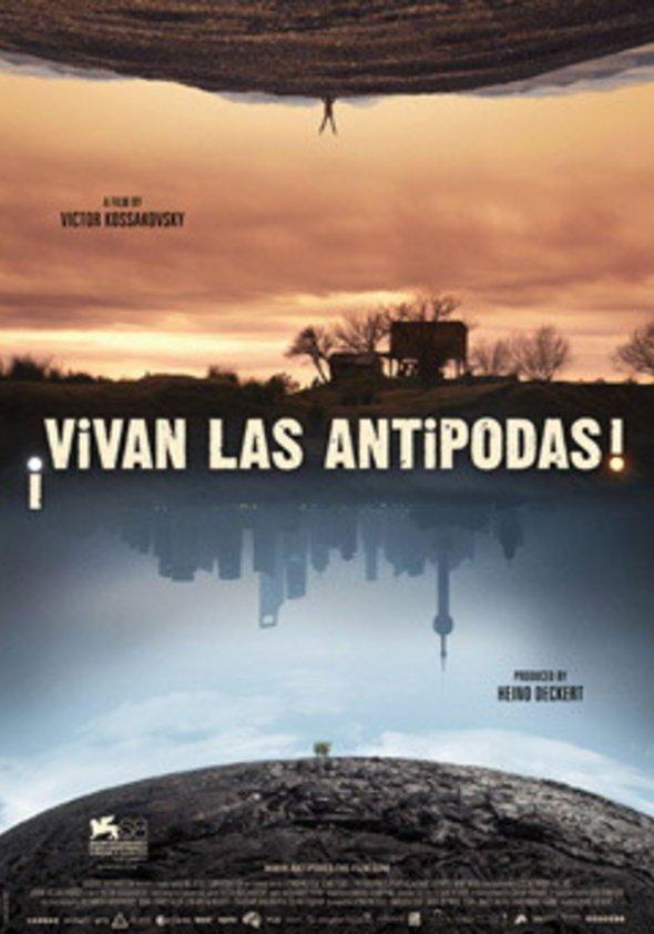 ¡ Vivan las Antipodas! Poster