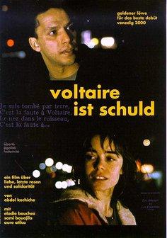 Voltaire ist schuld Poster