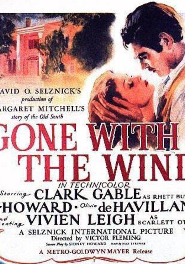 Vom Winde verweht Poster