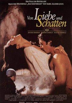 Von Liebe und Schatten Poster