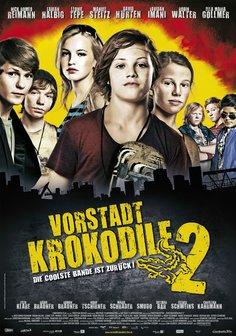 Vorstadtkrokodile 2 Poster