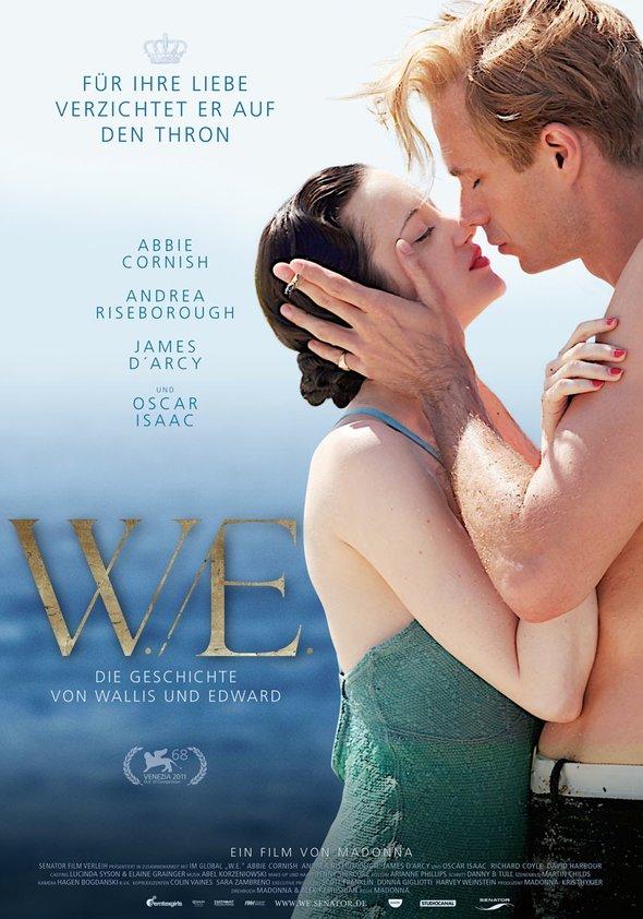 W.E. Poster