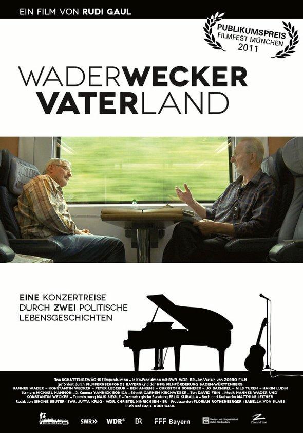 Wader Wecker - Vater Land Poster