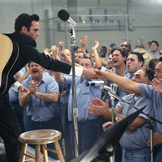 Walk the Line - Trailer Poster