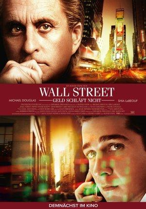Wall Street - Geld schläft nicht Poster