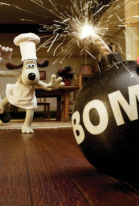 Wallace & Gromit in 'A Matter of Loaf and Death'