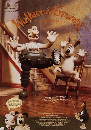 Wallace & Gromit - The Aardman Collection Poster