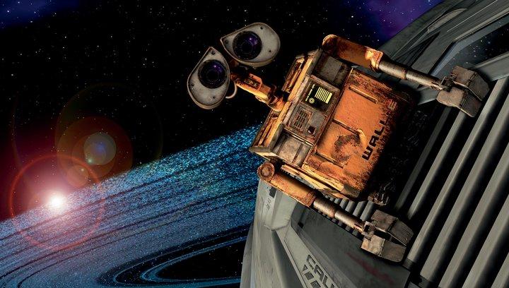 Wall-E - Der Letzte räumt die Erde auf - Trailer Poster