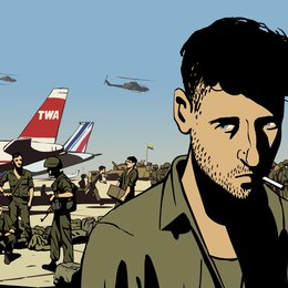 Waltz with Bashir - Trailer Poster