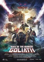 War of the Worlds: Goliath Poster