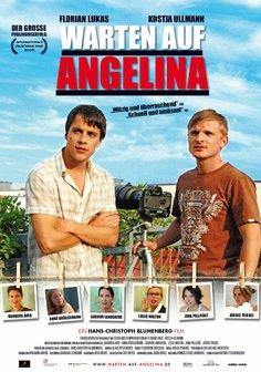 Warten auf Angelina Poster