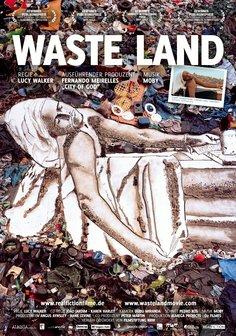 Waste Land Poster