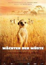 Wächter der Wüste Poster