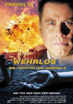 Wehrlos - Die Tochter des Generals Poster