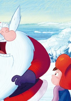 Weihnachtsmann Junior - Wie alles begann