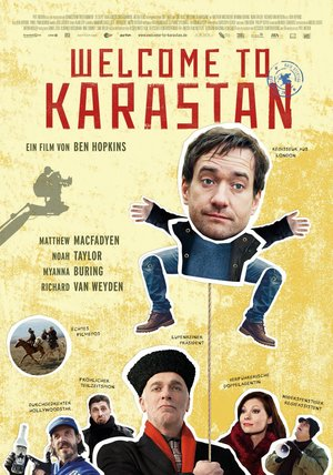 Welcome to Karastan Poster