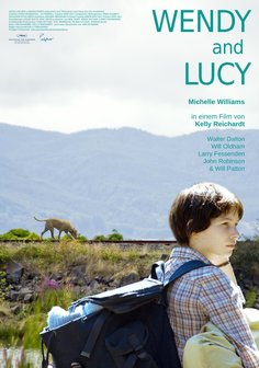 Wendy and Lucy Poster