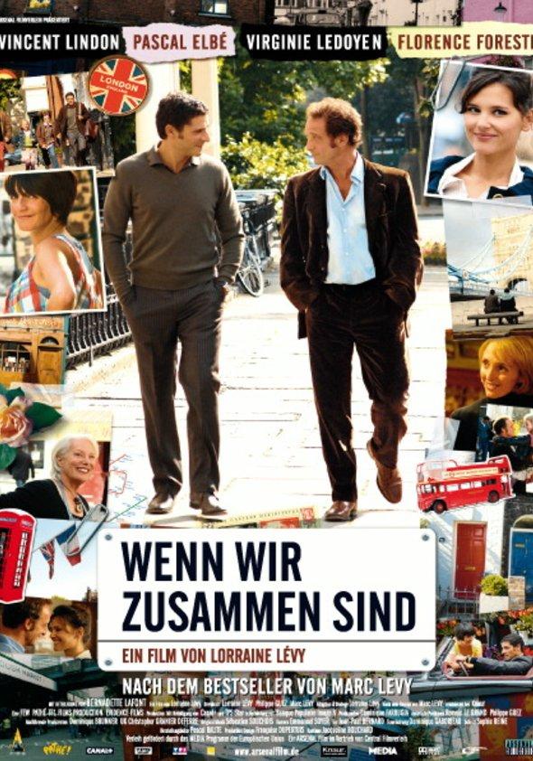 Wenn wir zusammen sind Poster