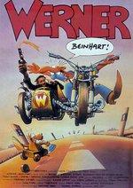 Werner - Beinhart Poster