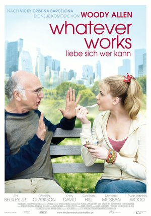 Whatever Works Poster