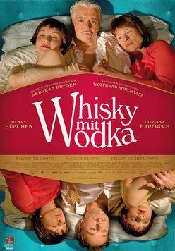 Whisky mit Wodka Poster