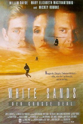 White Sands - Der große Deal