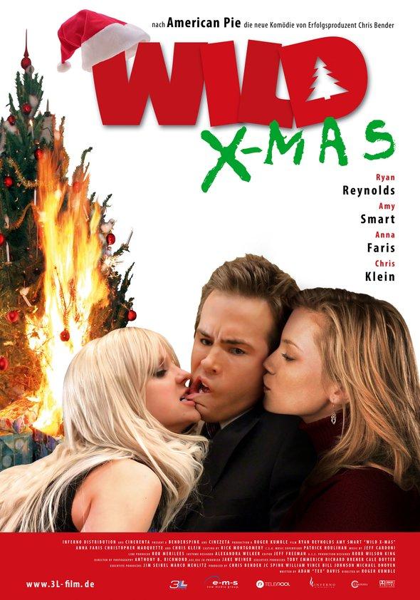 Wild X-Mas Poster