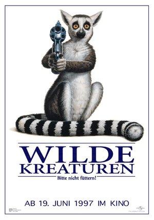 Wilde Kreaturen Poster