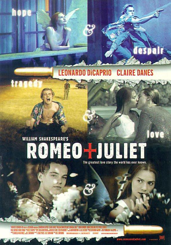 William Shakespeares Romeo & Julia Poster