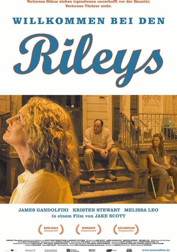 Willkommen bei den Rileys Poster