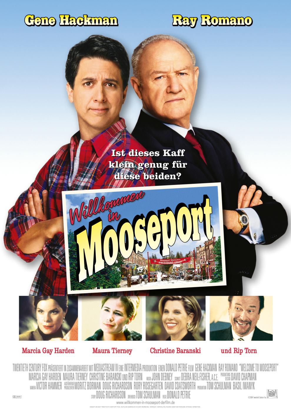 Willkommen in Mooseport