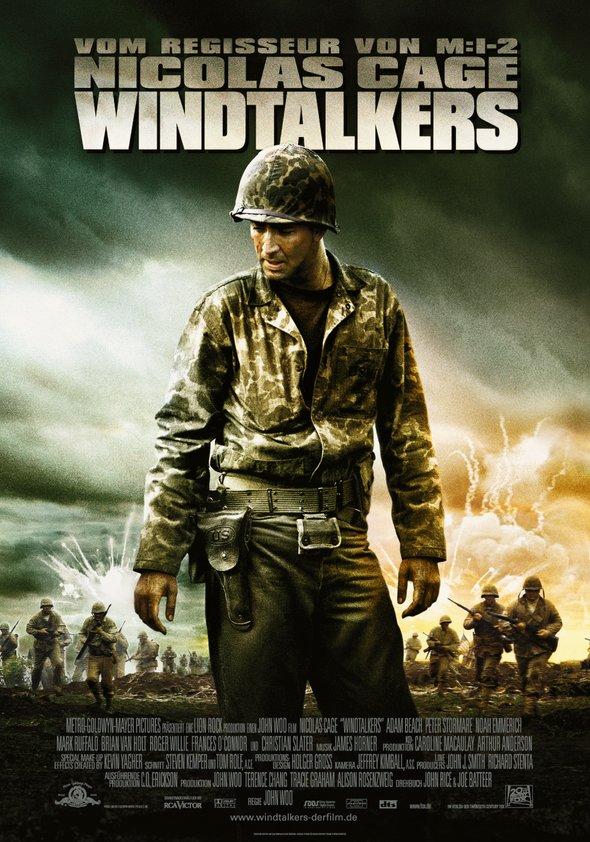 Windtalkers Poster