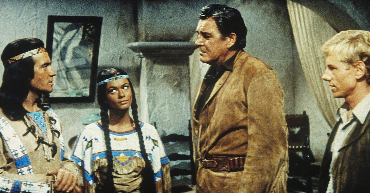 Winnetou Und Sein Freund Old Firehand Film 1966 Trailer Kritik