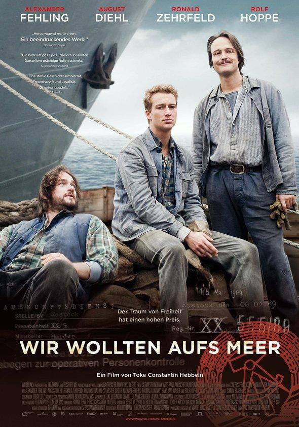 Wir wollten aufs Meer Poster