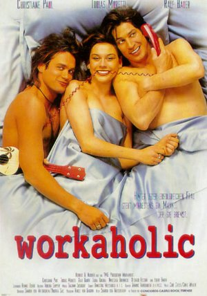 Workaholic Poster