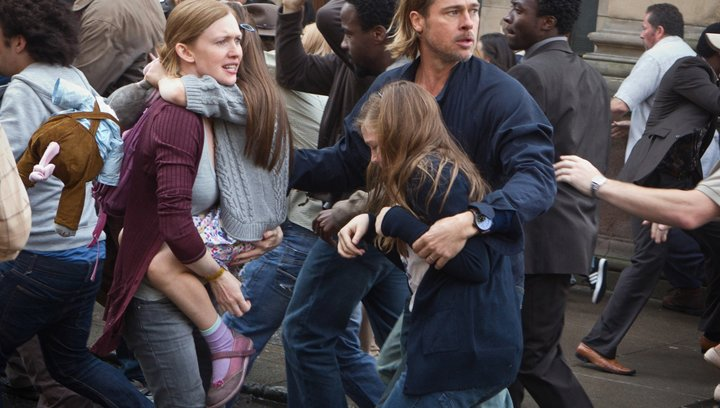 World War Z - Zuschauerreaktionstrailer Poster