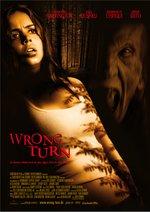 Wrong Turn Poster