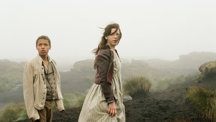 Wuthering Heights (VoD-/DVD-Trailer) Poster