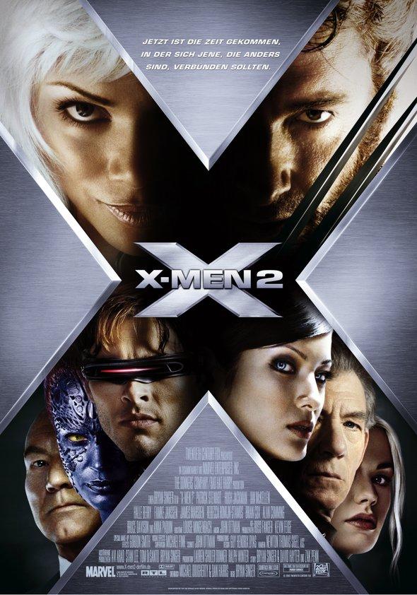 X-Men 2 Poster