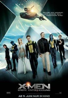 X-Men: Erste Entscheidung Poster