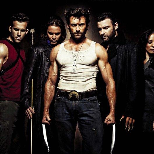 X-Men Origins - Wolverine (BluRay-/DVD-Trailer) Poster