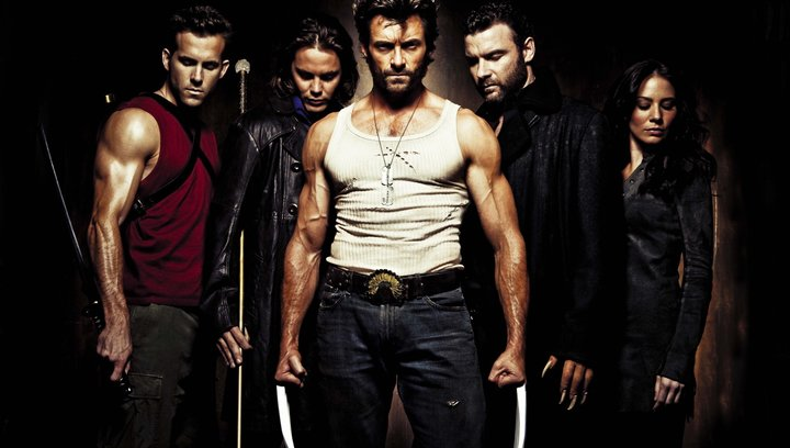X-Men Origins - Wolverine (BluRay-/DVD-Trailer) Poster