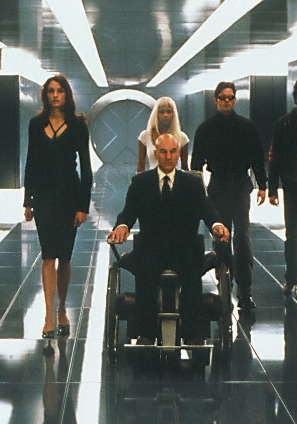 X-Men / X-Men 2 / X-Men:The Last Stand Poster