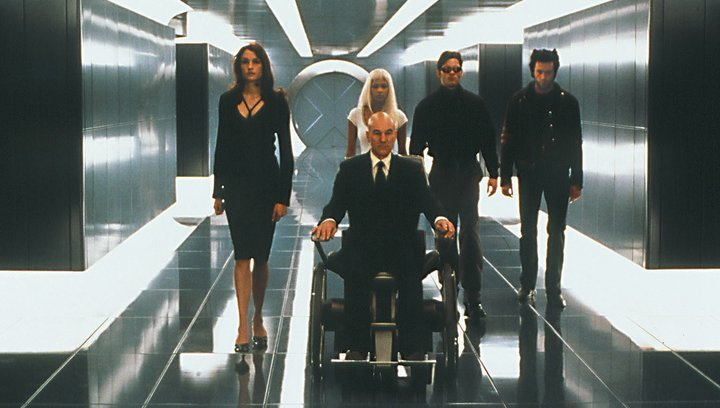 X-Men Trilogie - Trailer Poster