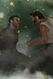 X-Men / X-Men 2 / X-Men:The Last Stand/X-Men Origins: Wolverine