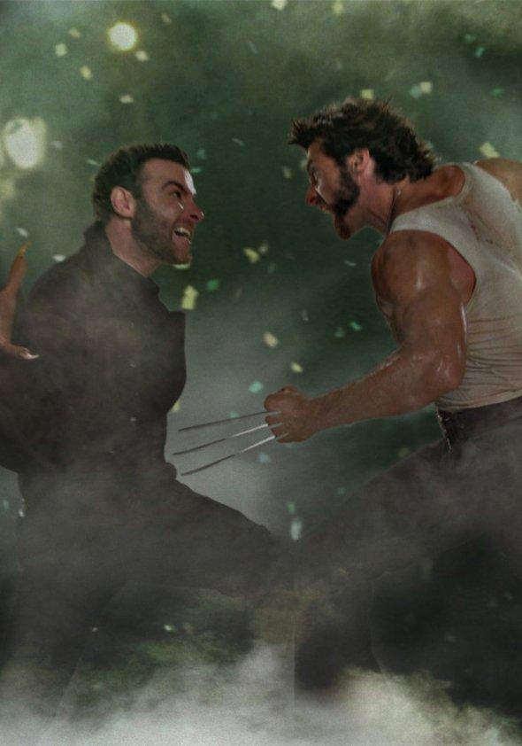 X-Men / X-Men 2 / X-Men:The Last Stand/X-Men Origins: Wolverine Poster
